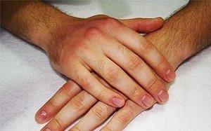 Лечение суставов на пальцах рук