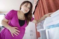 Боли с правой стороны живота в период вынашивания ребенка