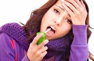 Как вылечить горло