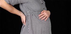 Какие виды болей могут быть в спине в период беременности