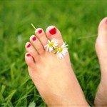 Мизинец на ноге