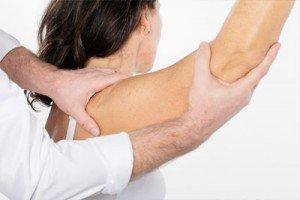 Гимнастика при артрозе плеча