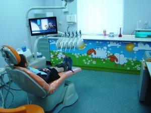 Кабинет детского стоматолога