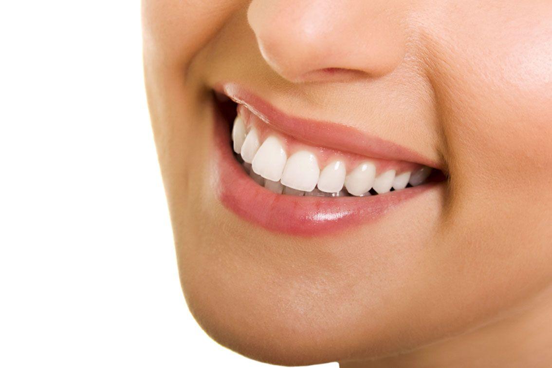 Здоровые зубы, красивая улыбка