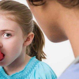 девочка болеющая бронхиальной астмой