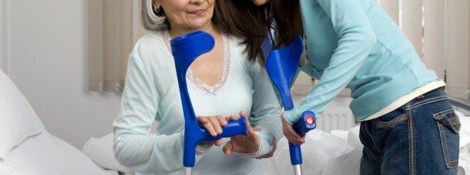 Лечение перелома шейки бедра (в тч в домашних условиях, у пожилых ...