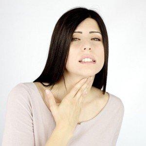 Как и с чем можно делать ингаляции при боли в горле