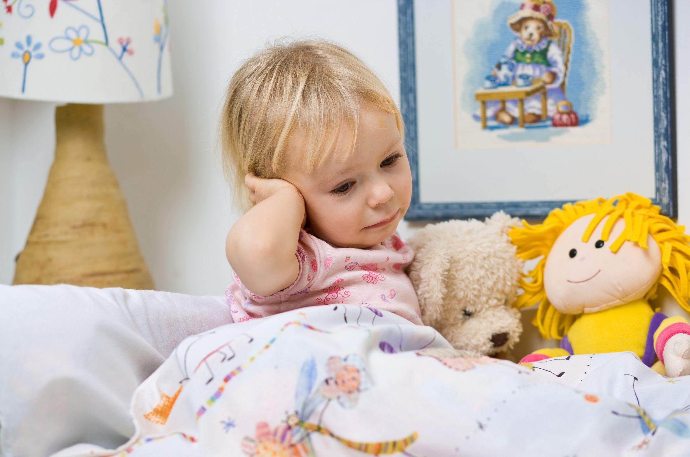 Как помочь ребёнку, который жалуется на головную боль