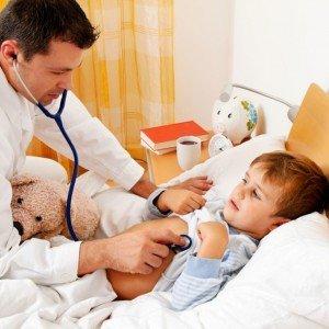 Что делать, если у ребенка острый фарингит?