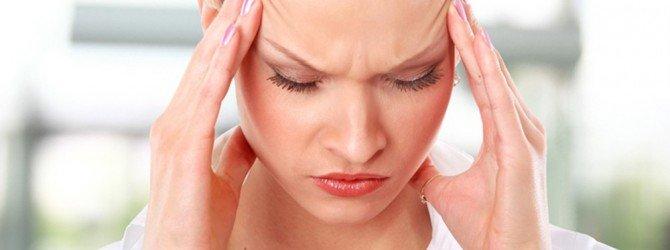 головная боль напряжения лечение