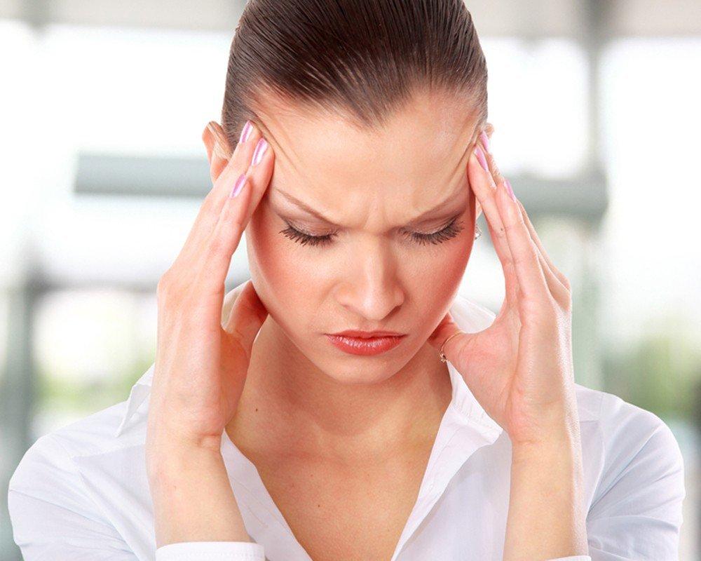 Как избавиться от головной боли напряжения?