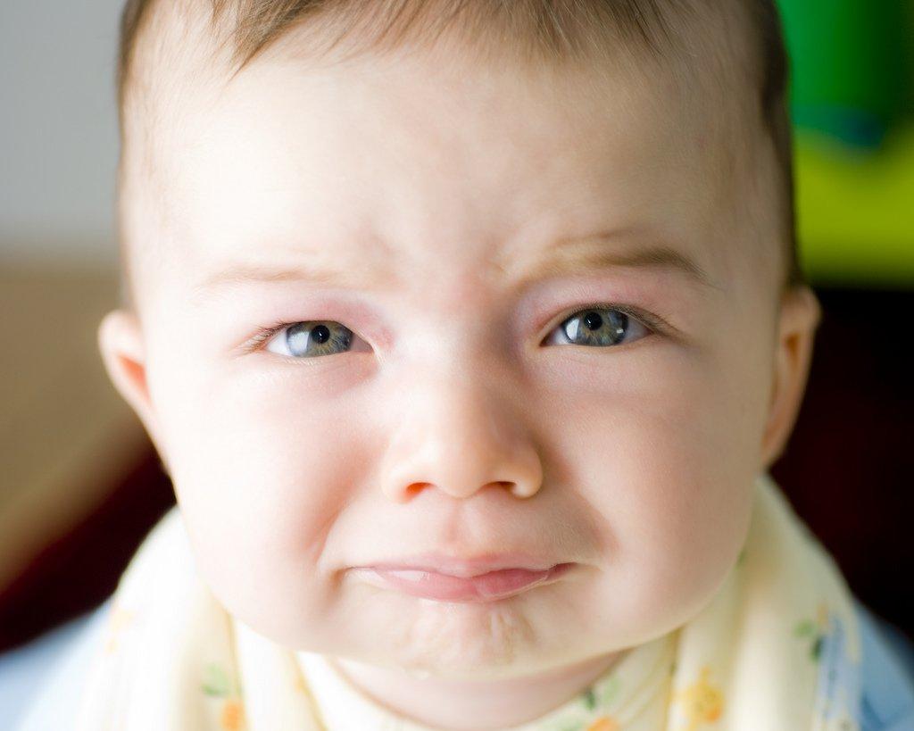 Пилороспазм у новорождённых