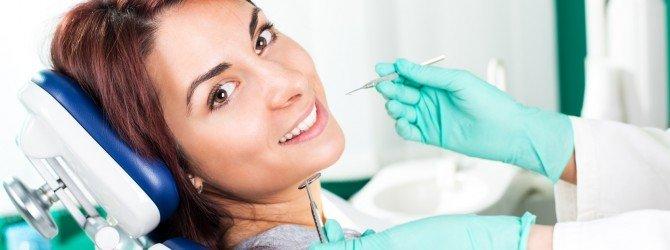 Человек у стоматолога