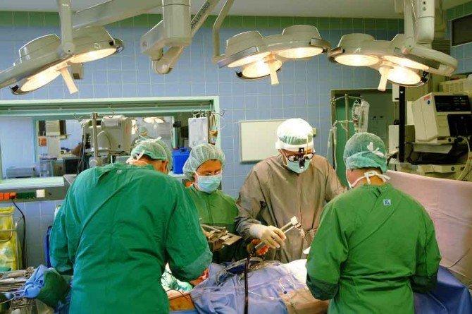 Хирургическое лечение демпинг-синдрома
