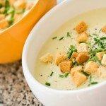 лёгкие супы-пюре