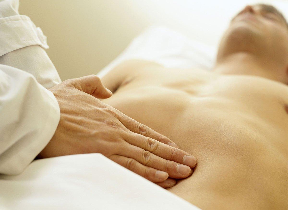 Слабости сильного пола: всё об аппендиците у мужчин