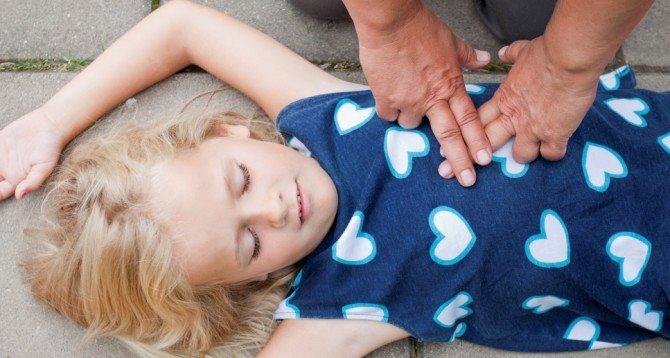 экстренная помощь детям при анафилактическом шоке