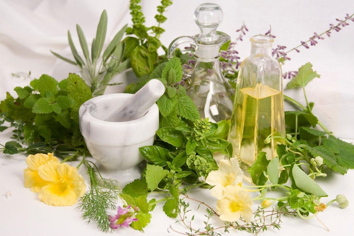 Эффективные народные средства для лечения бронхиальной астмы