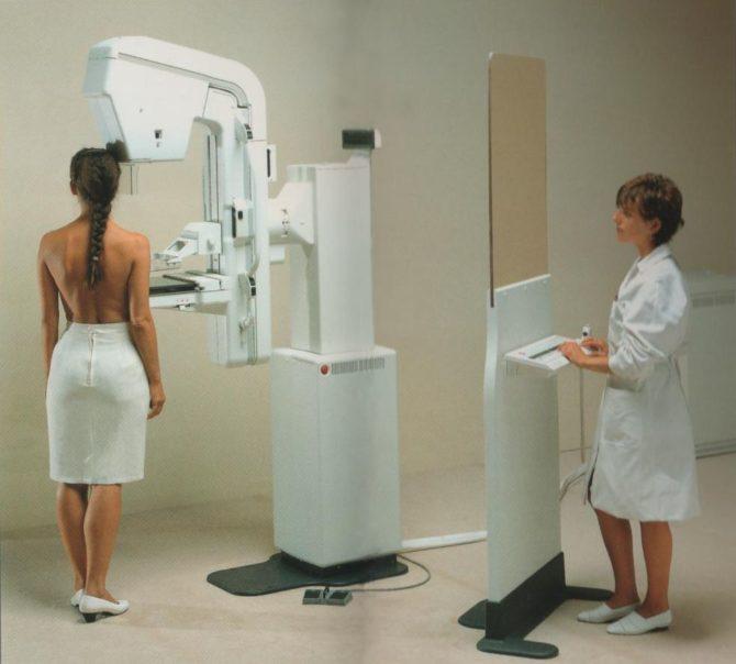 Маммография когда делать нельзя - f50