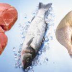 Нежирные сорта мяса и рыбы