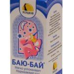 препарат Баю-Бай