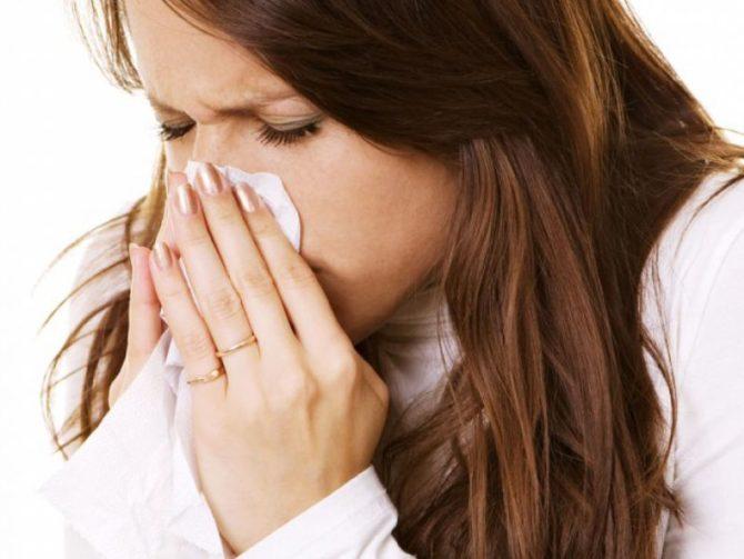 Симптомы хронического гайморита