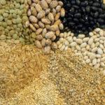 Зерновые и бобовые