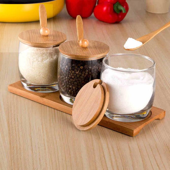 Соль и специи