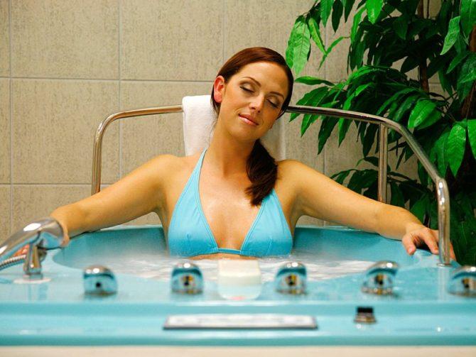 Лечебные ванны при сальпингите
