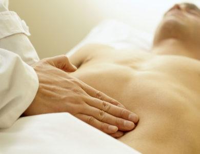 аорта брюшной полости