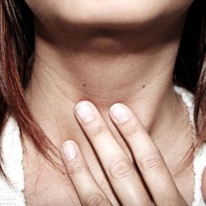 Ком в горле при остеохондрозе шейного отдела