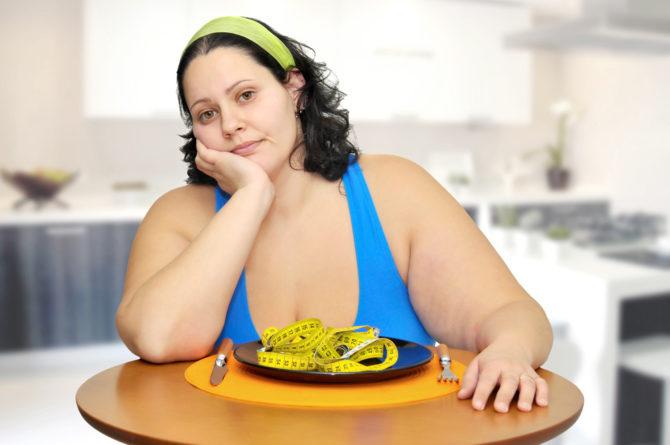 ожирение 1 степени у мужчины