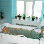 Сероводородные ванны