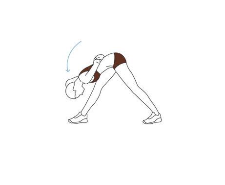 Упражнение — пирамида