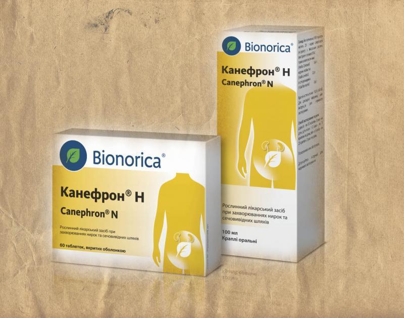 Канефрон: натуральный препарат для лечения пиелонефрита