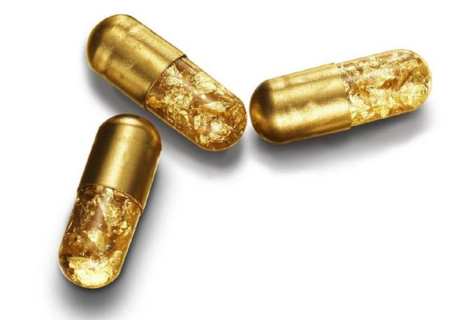 Медицинское золото