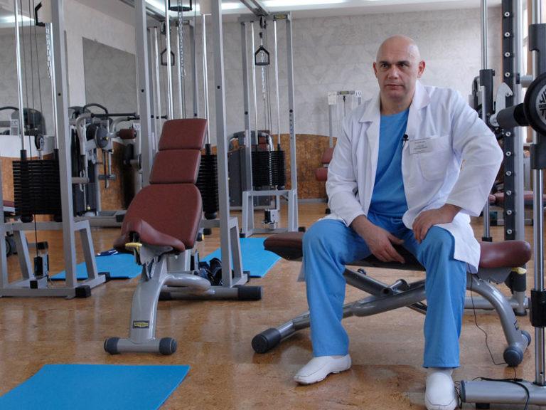адаптивная гимнастика бубновского для суставов