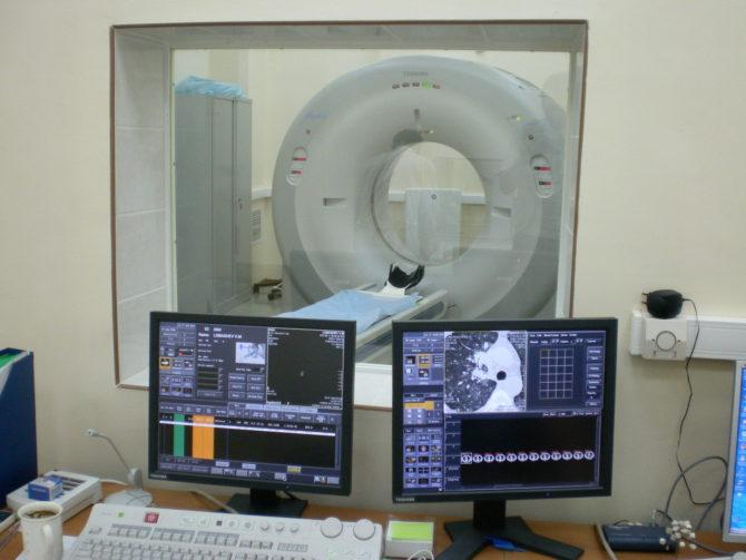 Радиологический сканер