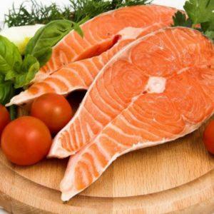 Рыба и аминокислоты - основа диеты Эмбри