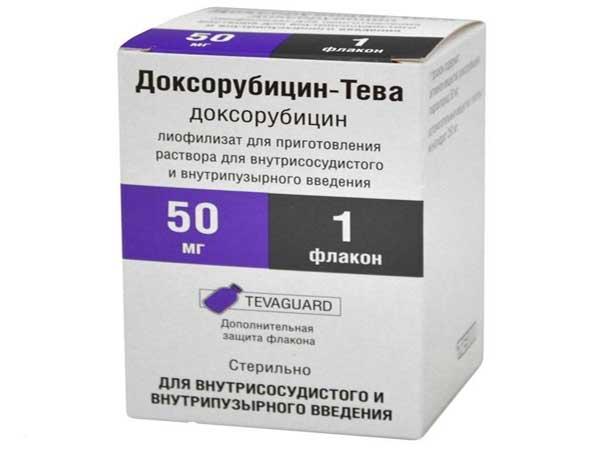Доксорубицин