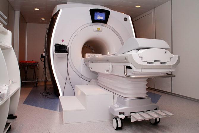 МРТ-аппарат