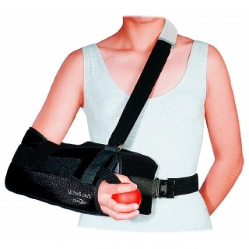 Бандажная повязка на локтевой сустав