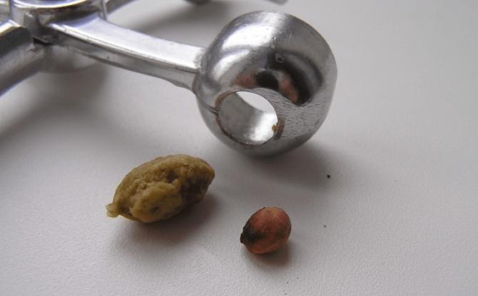 Косточки маслин