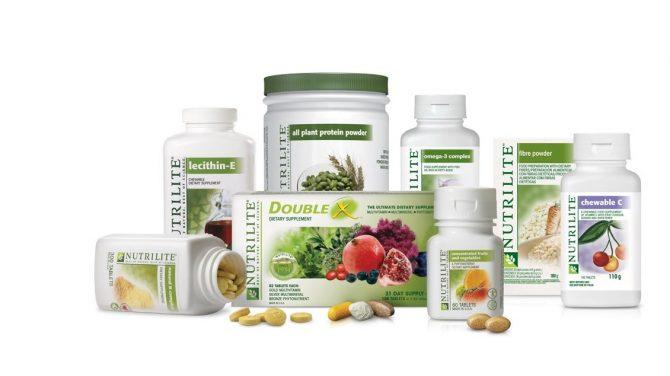 БАДы и витамины Nutrilite