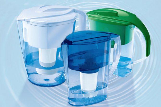 Отфильтрованная вода