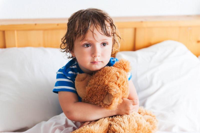 Недержание мочи у детей и подростков: болезнь или синдром?