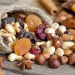 Орехи и сухофрукты