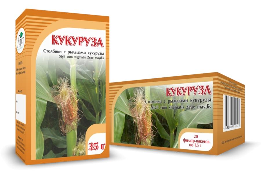 лечение простатита кукурузными рыльцами