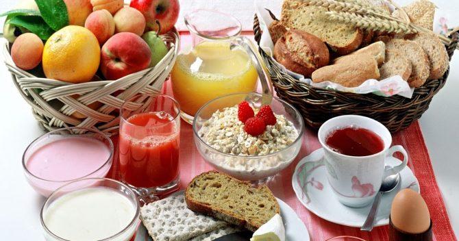 Полезные продукты для мочевыводящей системы