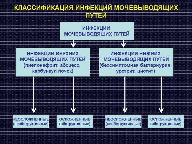 Классификация ИМВП